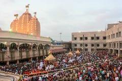 Temple de Jagannath, Ahmedabad, Inde photo libre de droits