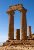 Temple de Juno photos stock