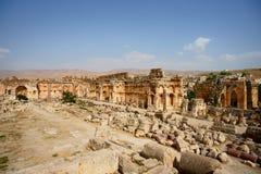 Temple de Jupiter image libre de droits