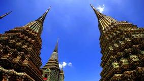 Temple de kaew de Phra Image libre de droits