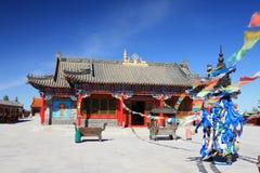 Temple de Kanjur images libres de droits