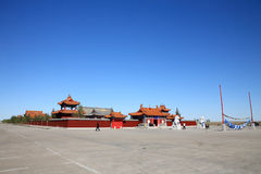 Temple de Kanjur photos libres de droits
