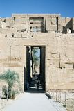 Temple de Karnak. Photo libre de droits