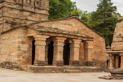 Temple de Katarmal Sun, près d'Almora Image stock