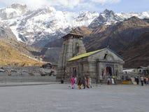 Temple de Kedarnath photo stock