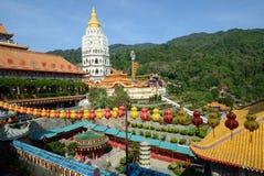 Temple de Kek Lok SI image stock