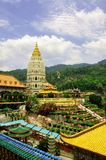 Temple de Kek Lok SI image libre de droits
