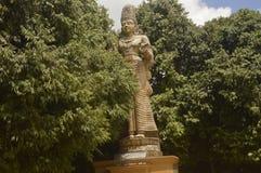 Temple de Kelaniya Images libres de droits