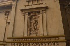 Temple de Kelaniya Photos libres de droits