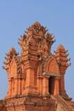 Temple de Khmer Photographie stock