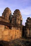 Temple de Khmer, Angkor-Cambodge Images libres de droits