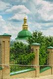 Temple de Kiev-Pechersk Lavra Photo stock