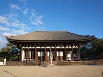 Temple de Kofukuji à Nara, Japon image libre de droits