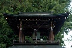 Temple de Kokubun, Takayama, Japon Photo stock