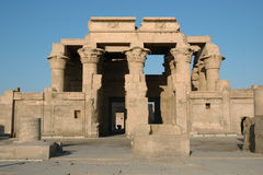 Temple de Kom-Ombo Images stock