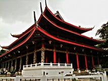 Temple de kong de poo de Sam images libres de droits