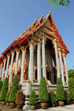 Temple de Krachao de coup Images libres de droits
