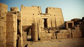 temple de l'Egypte Image stock