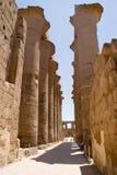 temple de l'Egypte luxor Image stock