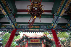 Temple de la Chine Image stock
