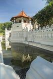 Temple de la dent à Kandy Sri Lanka Photographie stock