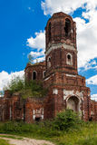 Temple de la nativité de la Vierge bénie Photographie stock