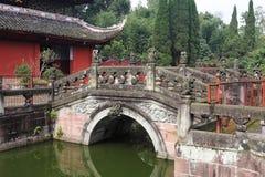 temple de la patte Shuang-GUI Image libre de droits