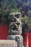 temple de la patte Shuang-GUI Photographie stock