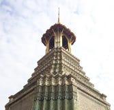 Temple de la Thaïlande Photos libres de droits