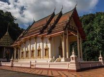 Temple de la Thaïlande du sud Images libres de droits