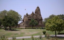 Temple de Lakshmana photographie stock libre de droits