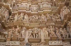 Temple de Lakshmana photographie stock