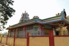 Temple de Lakshmiramana Swamy photographie stock