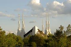 Temple de Las Vegas Images libres de droits