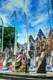 Temple de Lempuyang Photographie stock