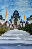 Temple de Lempuyang Images libres de droits