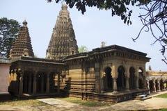 Temple de Lord Shiva chez Panchganga Ghat Kolhapur, maharashtra photo stock