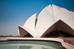 Temple de lotus Photographie stock libre de droits
