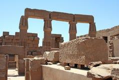 Temple de Luxor Photographie stock