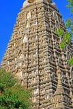 Temple de Mahabodhi, Bagan, Myanmar Image stock
