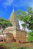 Temple de Mahabodhi, Bagan, Myanmar Photos stock