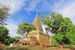 Temple de Mahabodhi, Bagan, Myanmar Photographie stock