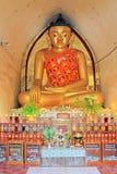 Temple de Mahabodhi, Bagan, Myanmar Photographie stock libre de droits