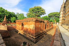 Temple de Mahabodhi, Bagan, Myanmar Photos libres de droits