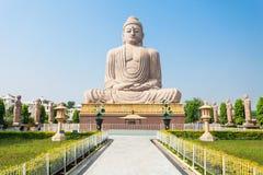 Temple de Mahabodhi, Bodhgaya Photos libres de droits