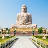 Temple de Mahabodhi, Bodhgaya Photographie stock