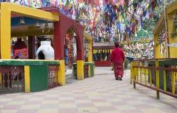 Temple de Mahakal photographie stock