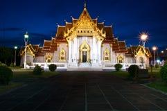 Temple de marbre photographie stock libre de droits