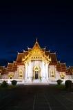 Temple de marbre Photos stock