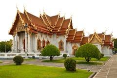 Temple de marbre Photos libres de droits